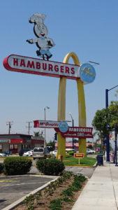 Oldest McDonalds sign